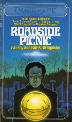 Strugatsky A. & B. Roadside Picnic.– New York: Pocket Books, 1982