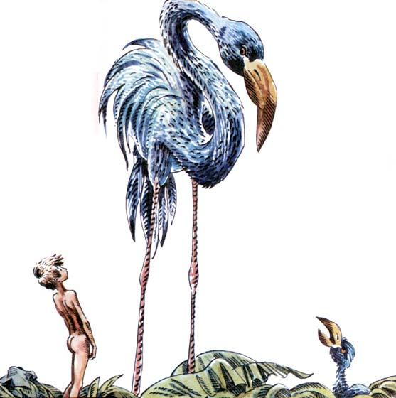 Крапивин владислав дети синего фламинго скачать fb2