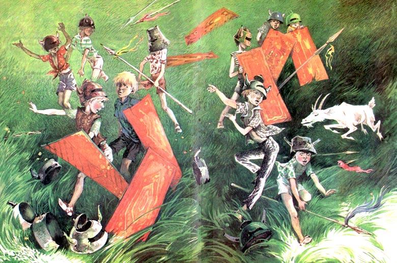 скачать торрент бегство рогатых викингов